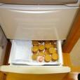 お部屋の冷蔵庫には食べ放題のハーゲンダッツ